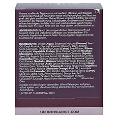 SUKIN Purely Ageless rejuvenating day Cream 120 Milliliter - Rückseite