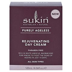 SUKIN Purely Ageless rejuvenating day Cream 120 Milliliter - Vorderseite