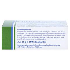 REPHALYSIN C Tabletten 100 Stück - Oberseite