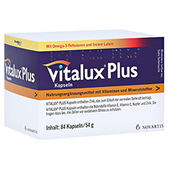 Vitalux Plus 84 Stück