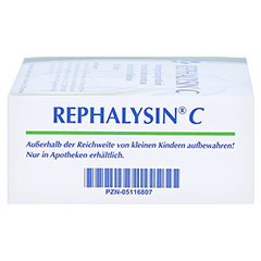 REPHALYSIN C Tabletten 100 Stück - Rechte Seite