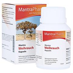 MANTRA Weihrauch Kapseln Vitamin E Zink u.Selen 100 Stück