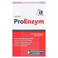 PROENZYM magensaftresistente Tabletten 810 Stück - Linke Seite