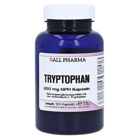 TRYPTOPHAN 250 mg GPH Kapseln 120 Stück