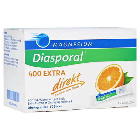 Magnesium Diasporal 400 Extra direkt Granulat 50 Stück