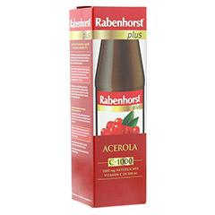 RABENHORST Acerola plus C 1000 Saft unges��t 450 Milliliter