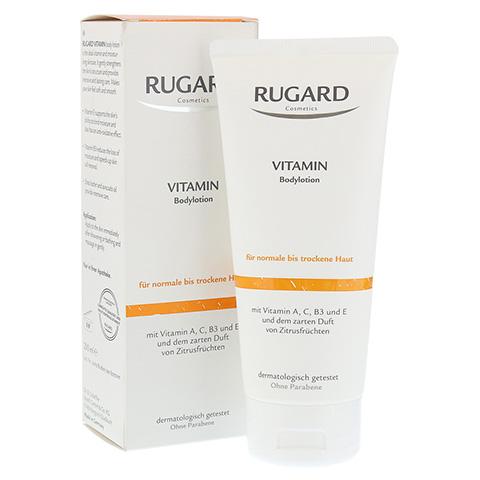 RUGARD Vitamin Bodylotion 200 Milliliter