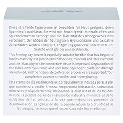LA MER SUPREME Natural Lift Anti Age Cream Tag ohne Parfüm 50 Milliliter - Rückseite