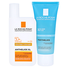 ROCHE-POSAY Anthelios XL LSF 50+ Fluid /R + gratis La Roche Posay Posthelios After-Sun 50 Milliliter