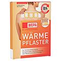 WÄRMEPFLASTER Nacken/Rücken 8,5x28,5 cm WEPA 2 Stück