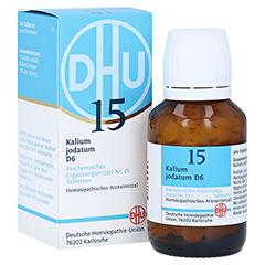 BIOCHEMIE DHU 15 Kalium jodatum D 6 Tabletten 200 Stück N2