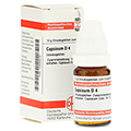 CAPSICUM D 4 Globuli 10 Gramm N1