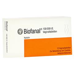 Biofanal 100000I.E. 12 Stück N1