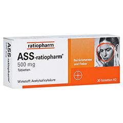 ASS-ratiopharm 500mg 30 Stück N2