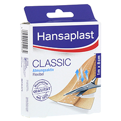 Hansaplast Classic Pflaster 8 cmx1 m 1 Stück