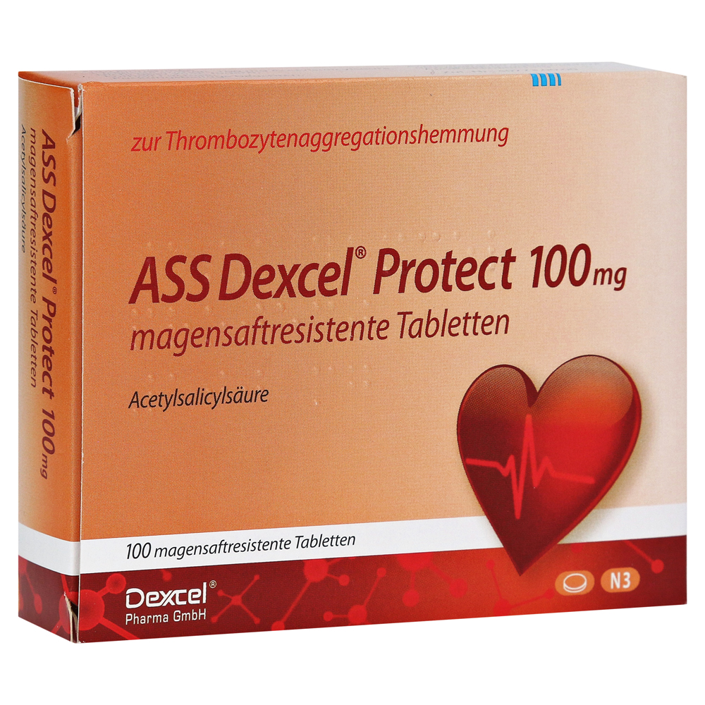 ass-dexcel-protect-100mg-tabletten-magensaftresistent-100-stuck, 2.79 EUR @ medpex-de