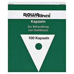 ROWATINEX Weichkapseln 100 Stück - Vorderseite