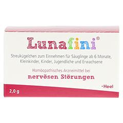 LUNAFINI Globuli 2 Gramm N1 - Vorderseite