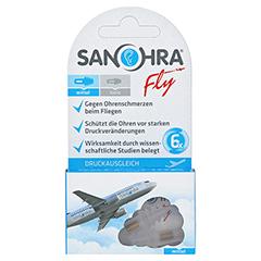 SANOHRA fly Ohrenschutz f.Erwachsene 2 Stück - Vorderseite