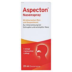 ASPECTON Nasenspray 20 Milliliter - Vorderseite