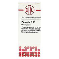PULSATILLA C 30 Globuli 10 Gramm N1 - Vorderseite