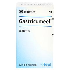 GASTRICUMEEL Tabletten 50 Stück N1 - Vorderseite