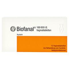 Biofanal 100000I.E. 12 Stück N1 - Vorderseite