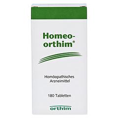 HOMEO ORTHIM Tabletten 180 Stück N2 - Vorderseite