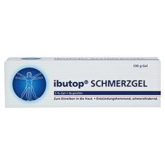 Ibutop Schmerzgel 100 Gramm N2 - Vorderseite
