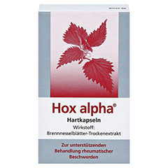 Hox alpha 50 Stück N2 - Vorderseite