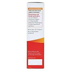 ASPECTON Nasenspray entspricht 1,1% Kochsalz-Lsg. 20 Milliliter - Linke Seite