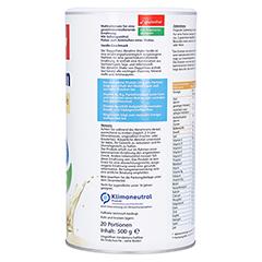 Doppelherz aktiv Abnehm Shake mit Vanille-Geschmack 500 Gramm - Linke Seite