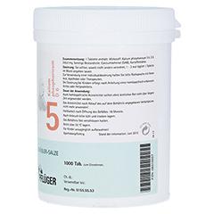 BIOCHEMIE Pflüger 5 Kalium phosphoricum D 6 Tabl. 1000 Stück - Linke Seite