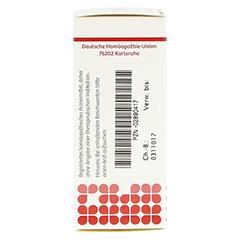 SEPIA C 30 Globuli 10 Gramm N1 - Linke Seite