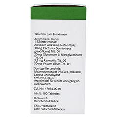 HOMEO ORTHIM Tabletten 180 Stück N2 - Rechte Seite