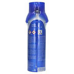 GOX Sauerstoff medizin.Zwecke Einzeldose 6 Liter - Rechte Seite