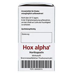 Hox alpha 50 Stück N2 - Rechte Seite