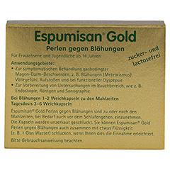 Espumisan Gold 40 Stück - Rückseite