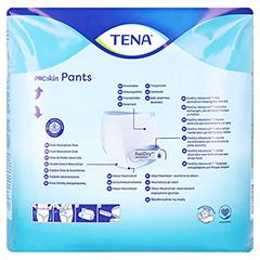 TENA PANTS plus L Einweghose 14 Stück - Rückseite