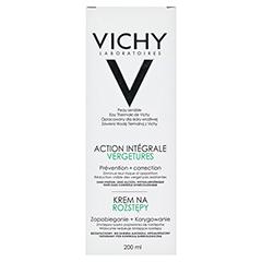 Vichy Destock Creme Gegen Schwangerschaftsstreifen 200 Milliliter - Rückseite