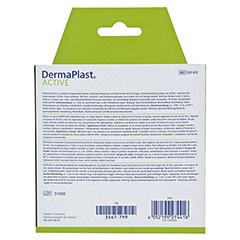 DERMAPLAST Active Hot/Cold Pack klein 13x14 cm 1 Stück - Rückseite