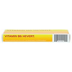 VITAMIN B6 HEVERT Ampullen 10x2 Milliliter N2 - Oberseite