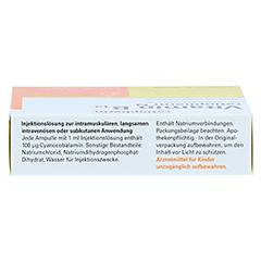 Vitamin B12 ratiopharm N Ampullen 5x1 Milliliter N1 - Oberseite