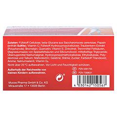 WOBENZYM immun Tabletten 120 Stück - Unterseite