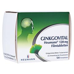 GINKGOVITAL Heumann 120mg 120 Stück N3