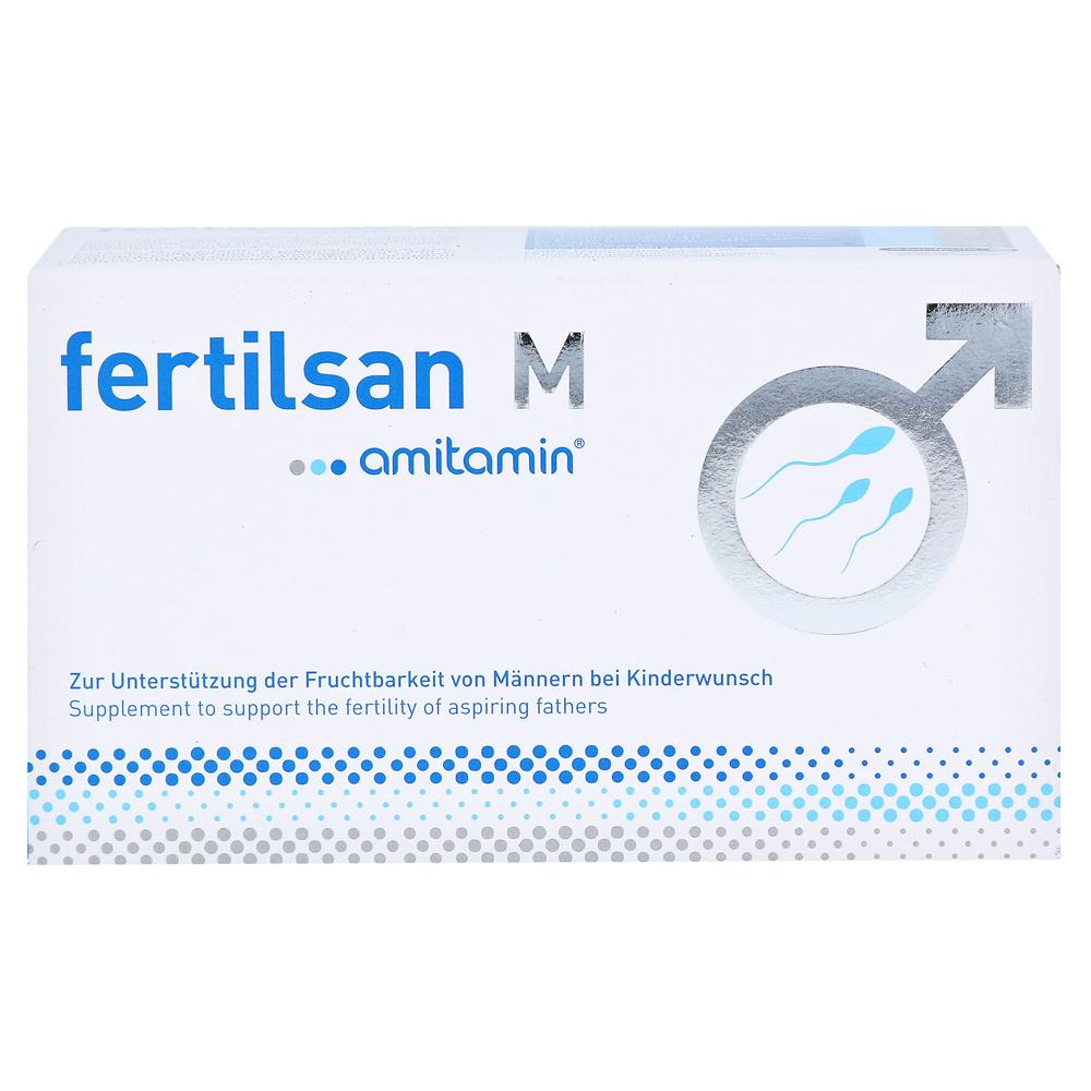 Erfahrungen Zu Amitamin Fertilsan M Kapseln 90 Stück Medpex Versandapotheke