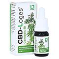 CBD-LOGES Cannabis-Öl 10 Milliliter