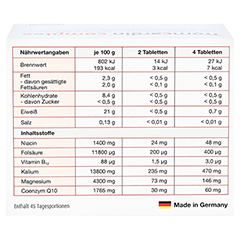 TROMCARDIN complex Tabletten 180 Stück - Rückseite