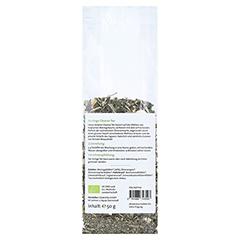DUOWELL Moringa Cleanse Tee Bio 50 Gramm - Rückseite
