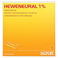 HEWENEURAL 1% Ampullen 100x2 Milliliter - Vorderseite